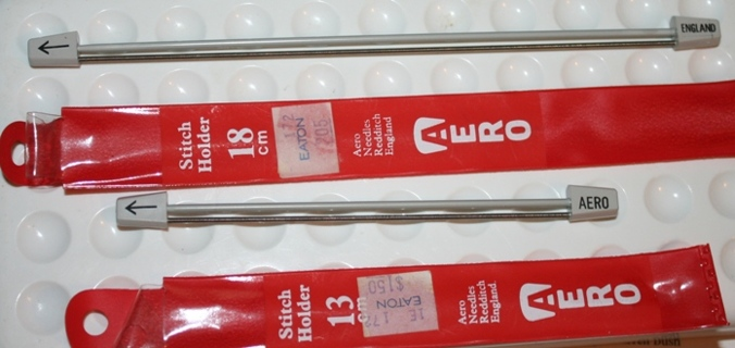Free: Aero Brand Spring Stitch Holders - Knitting - Listia.com Auctions for F...