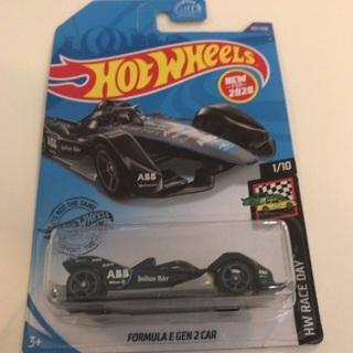 Hot Wheels Formula E Gen 2 Car #1/10 HW Race Day