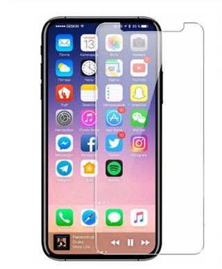Brand New Apple iPHONE 10 HD Clear Screen Protector for cell phone FREE GIFT