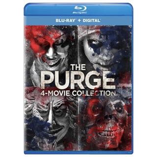 The Purge 4-Movie Collection (2013-2018) Movies Anywhere Digital HD Movie Code! Purge Election Year!