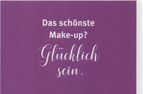 funny ad postcard * 1 Blue S11