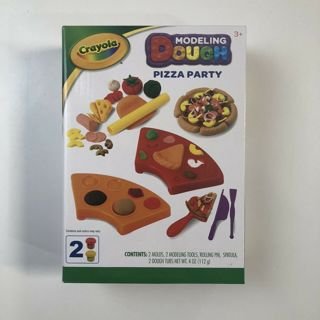 Crayola Modeling Dough Pizza Party