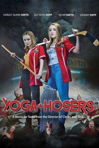 Yoga Hosers SD Digital Copy Code