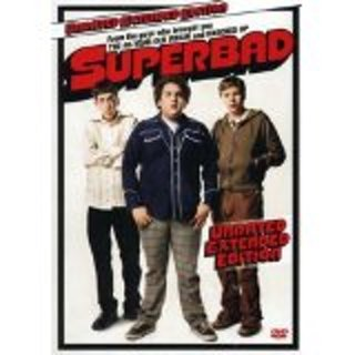 Superbad DVD unrated extended edition