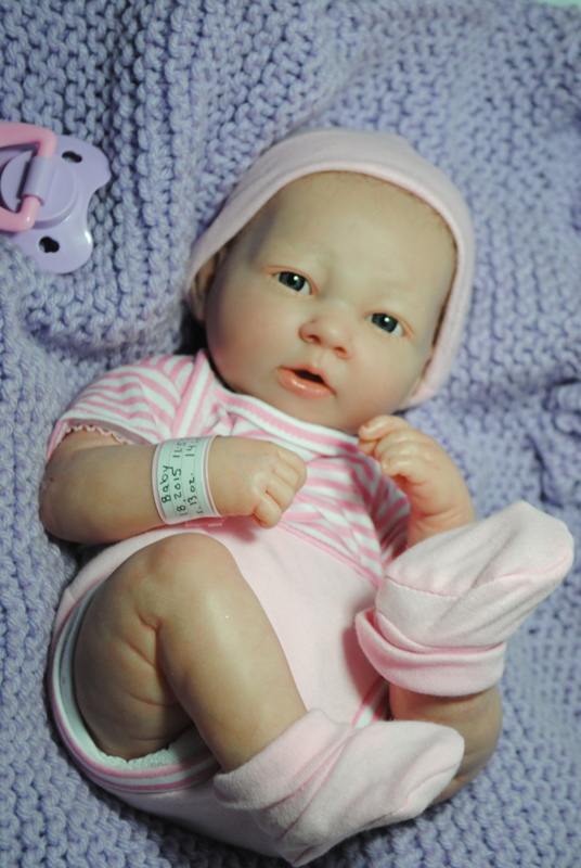 Free Reborn Baby Doll Berenguer Baby Girl 14 In 3 Lbs 13 Oz