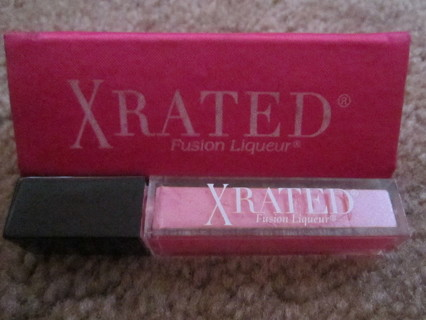 X Rated de eerste lipgloss