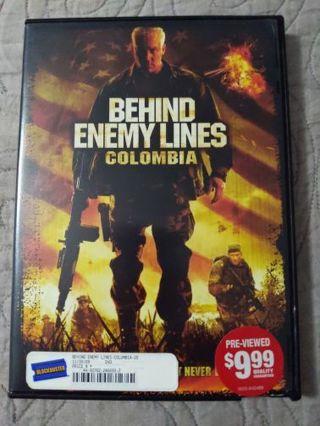 Behind Enemy Lines Columbia