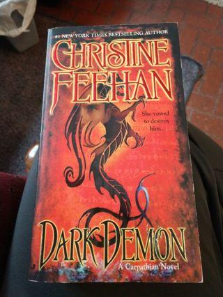Dark Demon by Christine Feehan (paperback)
