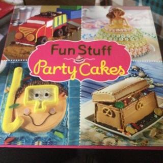 BN Fun Stuff Party cakes!