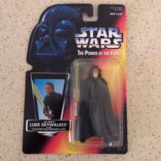 Star Wars 1996 action figure  Luke Skywalker Rare