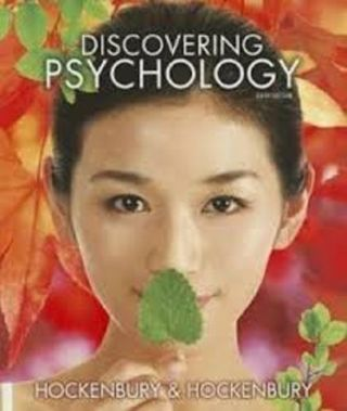 Discovering psychology 6th edition (9781464102417) textbooks. Com.