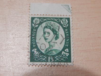 Great Britain Stamp Scott #307