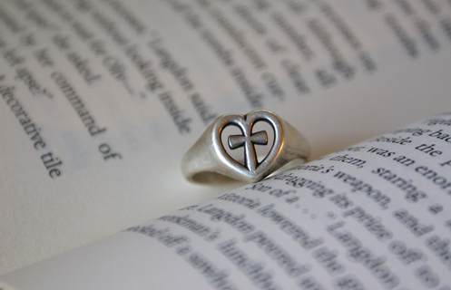 Free Gorgeous Sterling Silver Eternal Love Ring From James Avery