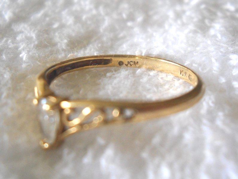Jcm K Cz Ring