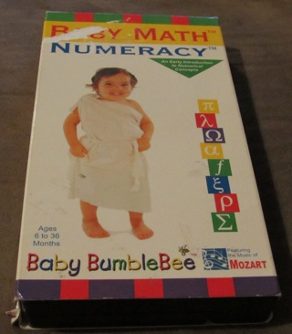 Baby Math By Bumble Bee