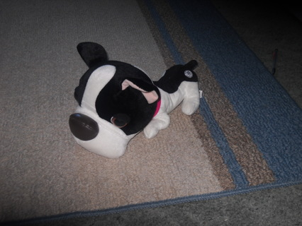 """OFFICIAL """"THE DOG"""" STUFFED ANIMAL!!"""
