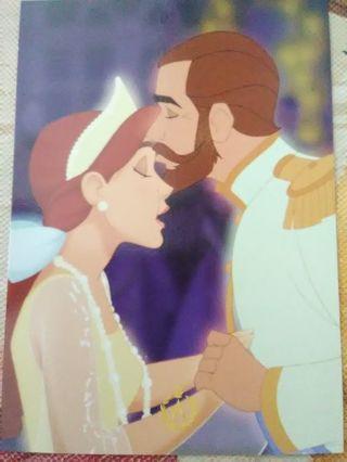 Anastasia Trading Card #33