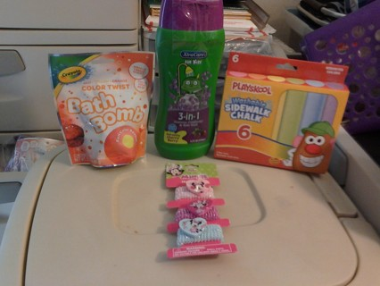 Girls Summer Fun Bundle New