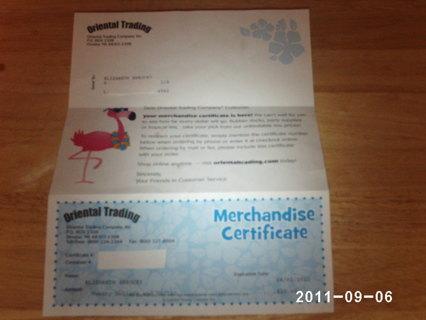 how to get certificate in merchandising