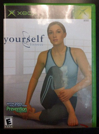 Yourself Fitness (Xbox & Xbox 360, 2004, Like New Condition)