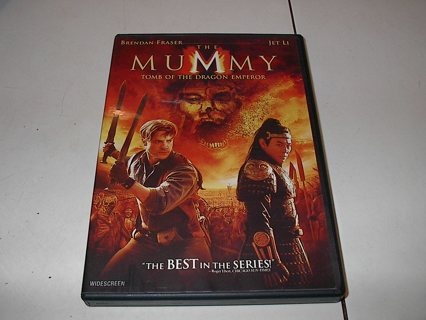 ~~~~The Mummy: Tomb of the Dragon Emperor (WS)-EUC!!~~~~