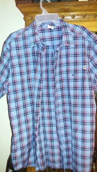 Men's Dc dress shirt