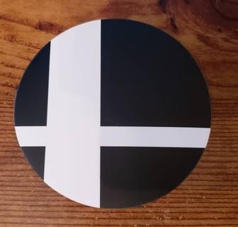 Super Smash Bros Ultimate Promotional Sticker