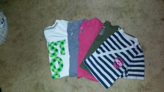Women's Size Medium shirts
