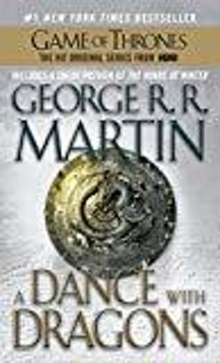 DANCE WITH DRAGONS by George R.R. Martin (BEFORE YOU BID ASK HOW MUCH SHIPPING COST TO SEND TO YOU)