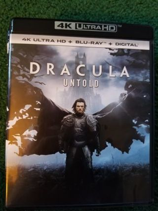 Dracula untold uv