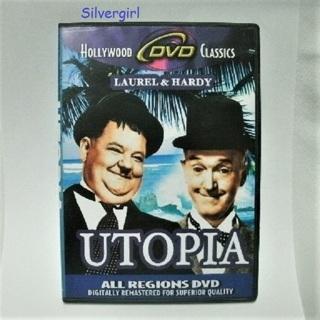 Laurel & Hardy Hollywood DVD Classic *Utopia*