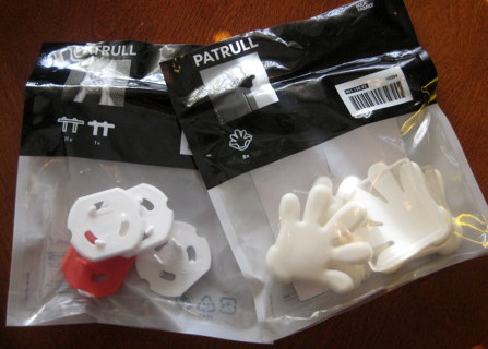 Free Ikea Patrull Baby Kids Safety Per For Table Corner Socket Cover