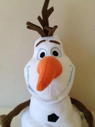 Olaf snowman toy
