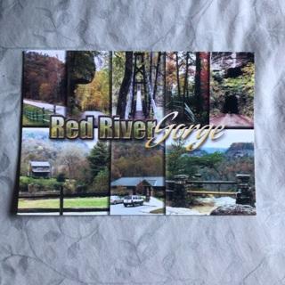 Red River Gorge Postcard