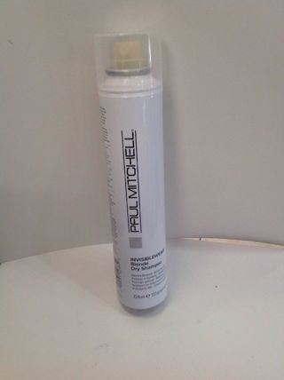Authentic Professional Paul Mitchell Invisiblewear Blonde Dry Hair Shampoo 4.7 oz-New