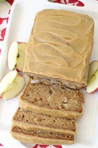 ~ (New) Caramel Apple Nut Bread Recipe ~