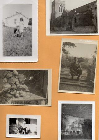 Lot of 8 Vintage Black & White Photos as shown Lot # 13