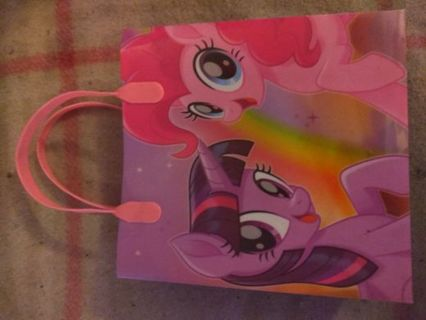 Brand New My Little Pony The Movie Bag
