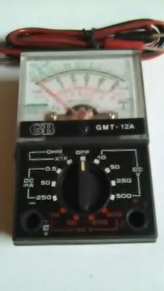 BRAND NEW VOLTAGE TESTER. GMT-12A.