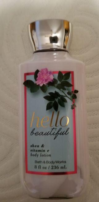 Bath & Body Works Body lotion