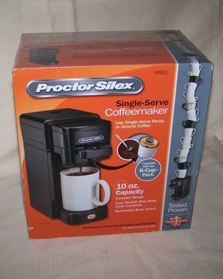 Brand New K- Cup Coffee Maker!
