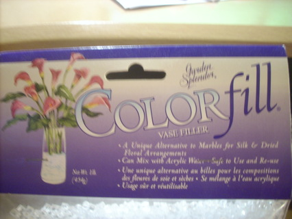 Free Color Fill Vase Filler Home Decor Listia Auctions For