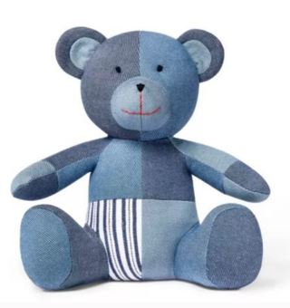 NWT Levi's x Target Patchwork Teddy Bear ~ LIMITED EDITION COLLABORATION ~