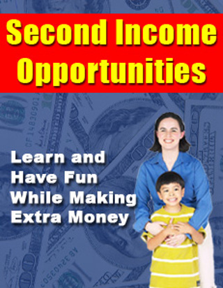 SECOND INCOME OPPORTUNITIES