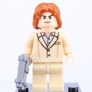 New Lex Luthor Minifigure Building Toy Custom Lego
