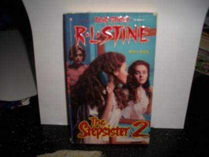 """THE STEPSISTER 2"" FEAR STREET R.L. STINE PAPERBACK READ FUN FREE SHIPPING"
