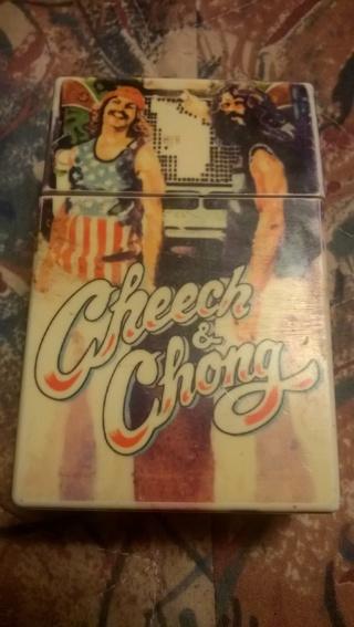 Cheech & Chong cig case