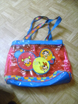 """Power Puff Girl """"Authentic"""" Bag"""