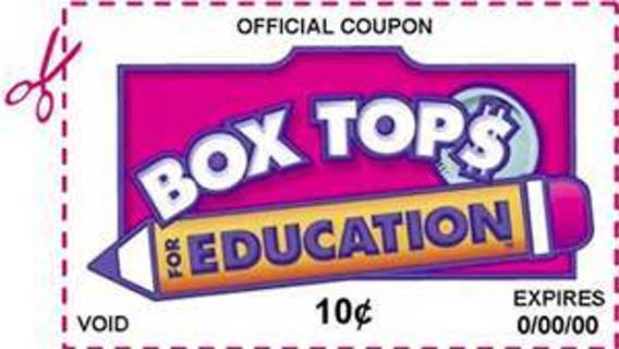 1 Box top for Education