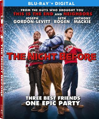 The Night Before (Digital HD Download Code Only) *Christmas*  *Seth Rogen* *Joseph Gordon-Levitt*